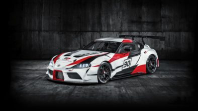 Toyota GR Supra Racing Concept at Geneva 3