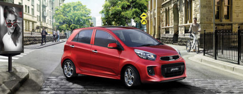 Kia to Launch Picanto Hatchback by October 6