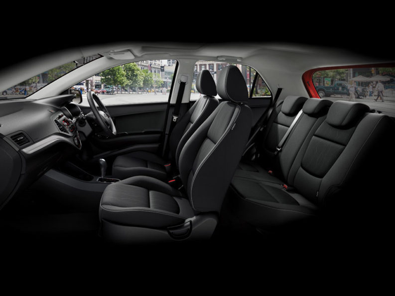 KIA Picanto in Pakistan: Details Available 6