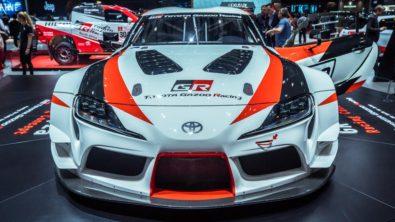 Toyota GR Supra Racing Concept at Geneva 12