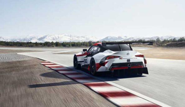 Toyota GR Supra Racing Concept at Geneva 20