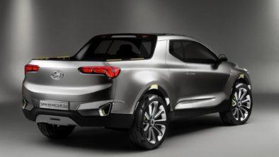 Hyundai Santa Cruz Pickup Truck to Launch in 2020 4