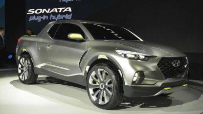 Hyundai Santa Cruz Pickup Truck to Launch in 2020 6