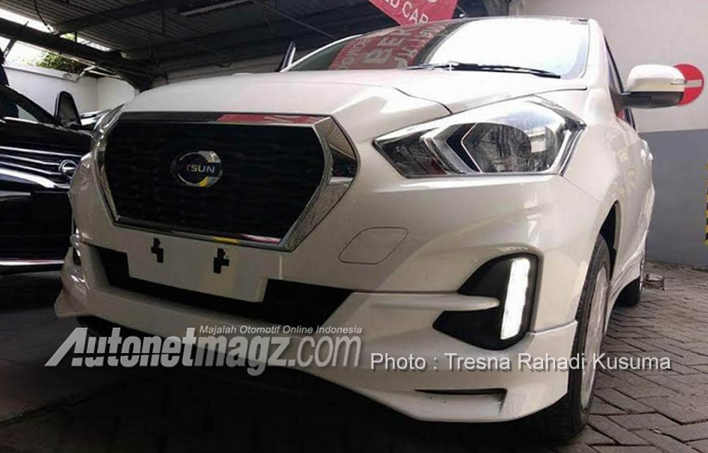 2018 Datsun Go Facelift to Launch in Indonesia on 7th May 2