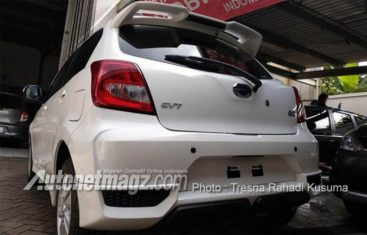 2018 Datsun Go Facelift to Launch in Indonesia on 7th May 3