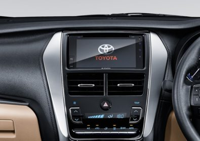 Toyota Yaris Launched in Indonesia as Vios 6