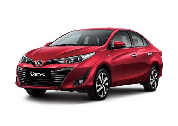 Toyota Yaris Launched in Indonesia as Vios 1