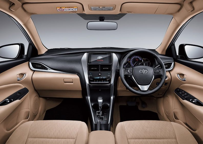 Toyota Yaris Launched in Indonesia as Vios 3