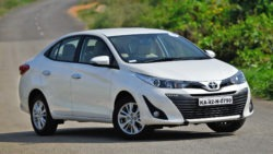 2018 Toyota Yaris Launched in India Priced from INR 8.7 lac 10
