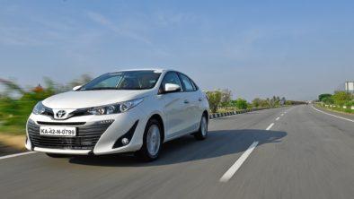 Toyota Pushing Hard the Not-So-Successful Yaris in India 6