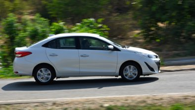 2018 Toyota Yaris Launched in India Priced from INR 8.7 lac 11