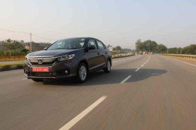 Honda Amaze All Set to Launch in India on 16th May 18