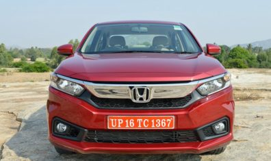 Honda Amaze All Set to Launch in India on 16th May 7