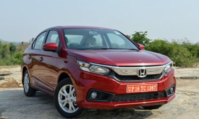 Honda Amaze All Set to Launch in India on 16th May 2