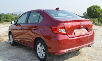 Honda Amaze All Set to Launch in India on 16th May 4