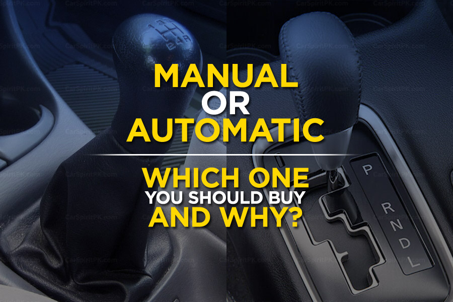 Manual or Automatic- Which One You Should Buy? 9