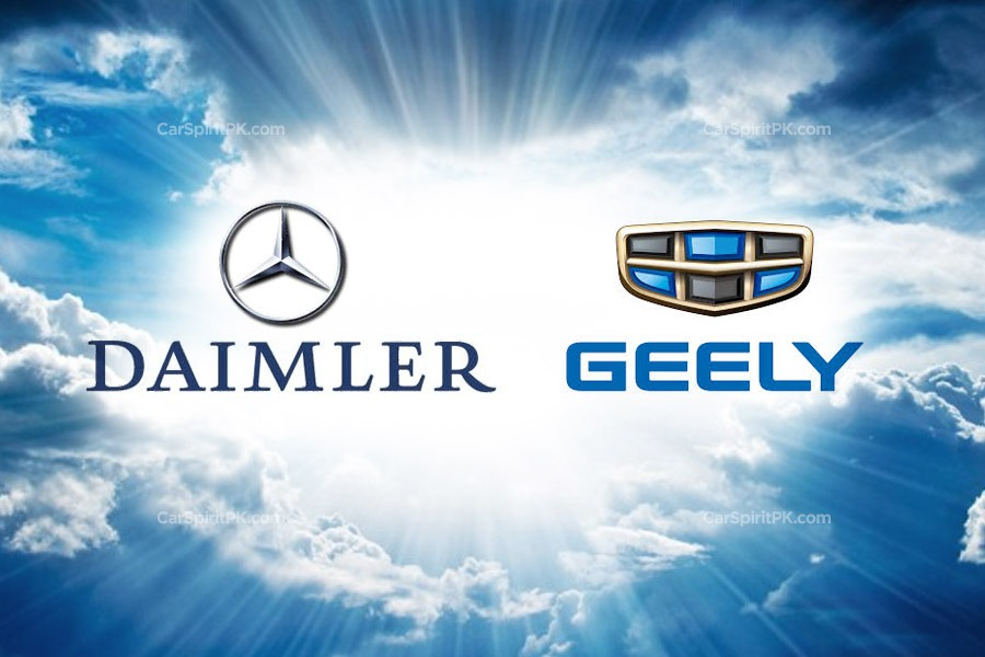 Mercedes Powered Geely Cars in Future? 10