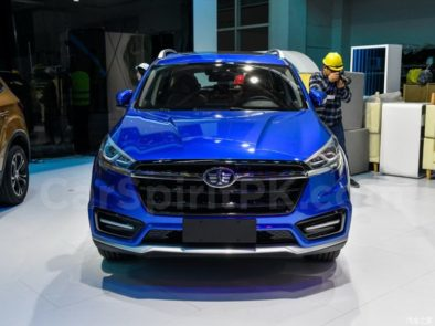 FAW D80 Debuts at 2018 Beijing Auto Show 11