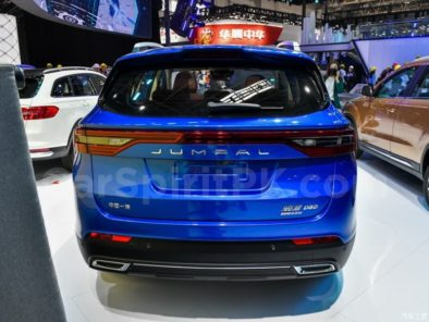 FAW D80 Debuts at 2018 Beijing Auto Show 17