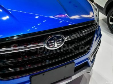 FAW D80 Debuts at 2018 Beijing Auto Show 18
