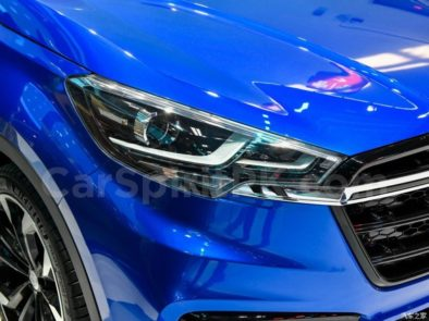 FAW D80 Debuts at 2018 Beijing Auto Show 30