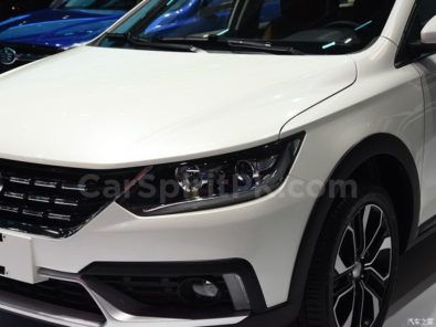 FAW Jumpal CX65 Unveiled at 2018 Beijing Auto Show 8