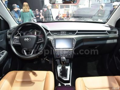 FAW Jumpal CX65 Unveiled at 2018 Beijing Auto Show 14