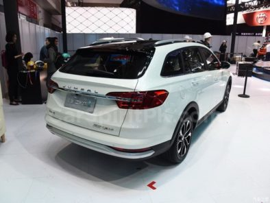 FAW Jumpal CX65 Unveiled at 2018 Beijing Auto Show 3