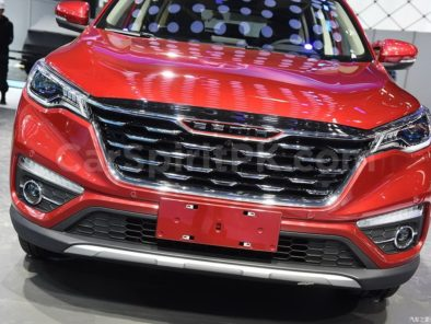 FAW R9 Arrives at 2018 Beijing Auto Show 9