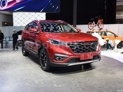 FAW R9 Arrives at 2018 Beijing Auto Show 8