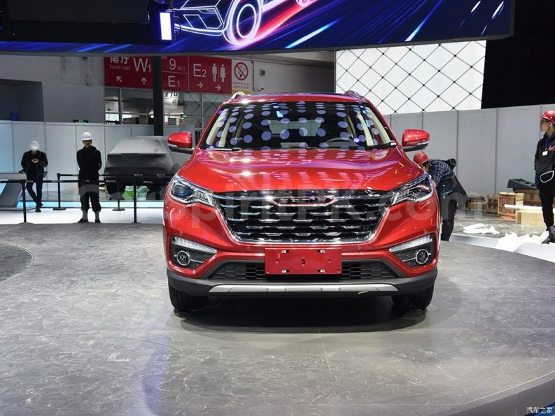 FAW R9 Arrives at 2018 Beijing Auto Show 4