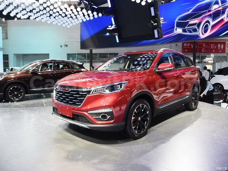 FAW R9 Arrives at 2018 Beijing Auto Show 1