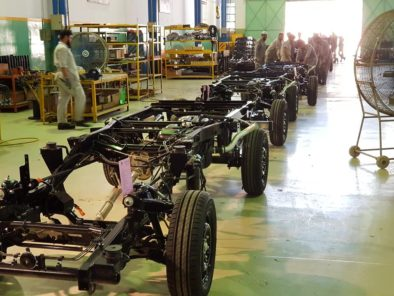 Ghandara Begins Assembling the JAC X200 Pickup Locally 2
