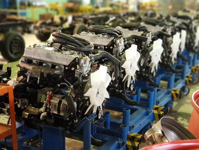 Ghandara Begins Assembling the JAC X200 Pickup Locally 1
