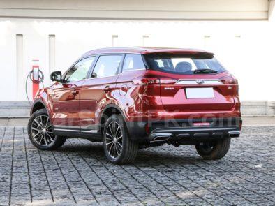 Geely Boyue Premium SUV 7