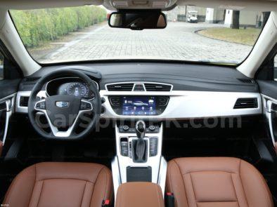 Geely Boyue Premium SUV 12