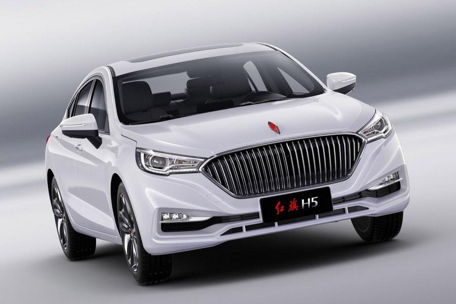 The Hongqi H5 Sedan 6