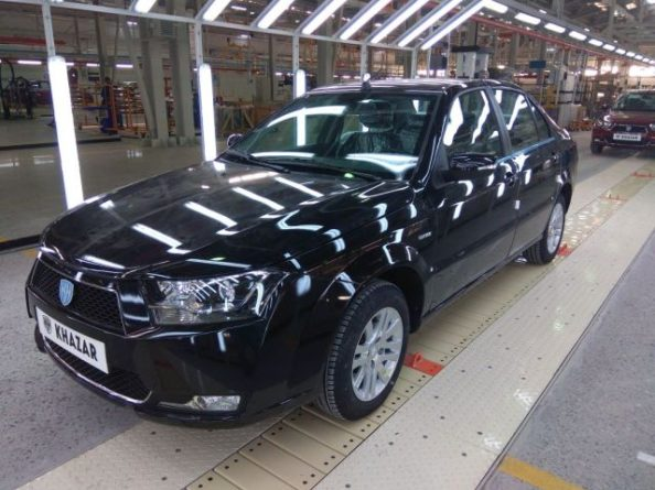 Azerbaijan and Iran Join Hands to Produce Automobiles 1