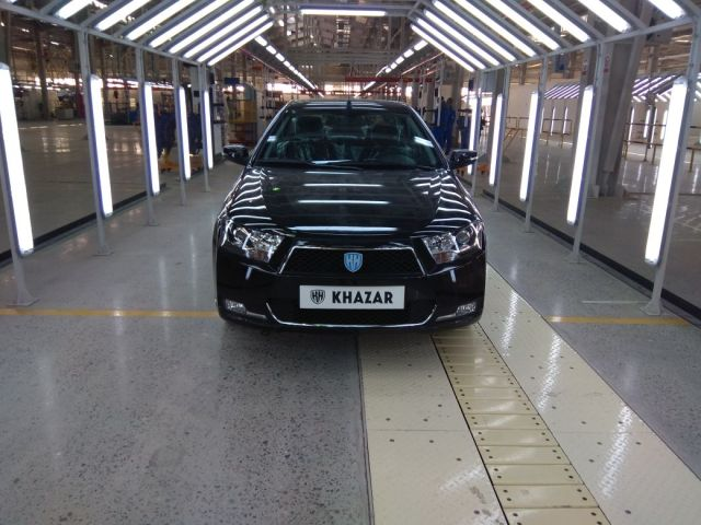 Azerbaijan and Iran Join Hands to Produce Automobiles 16
