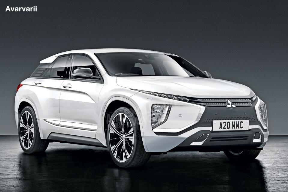 Mitsubishi to Finalize Next Generation Lancer Design 1
