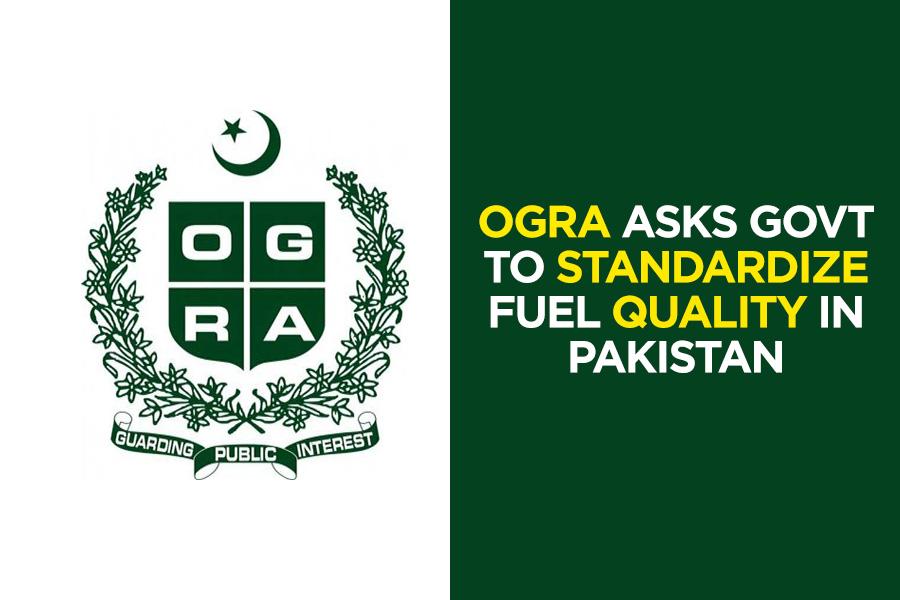 OGRA Asks Govt to Standardize Fuel Quality in Pakistan 1