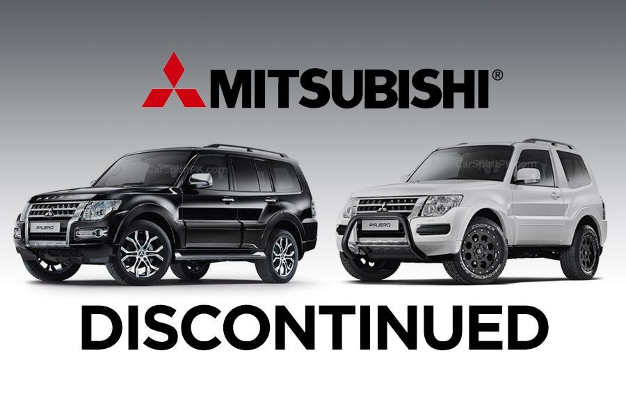 Mitsubishi Pajero to be Discontinued in Europe 3