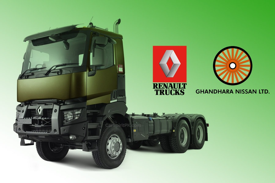 Ghandhara Nissan Signs Importer Agreement with Renault Trucks 2
