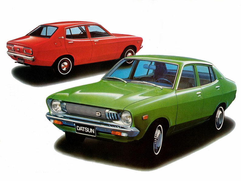 Remembering the Dependable Datsun 120Y 6
