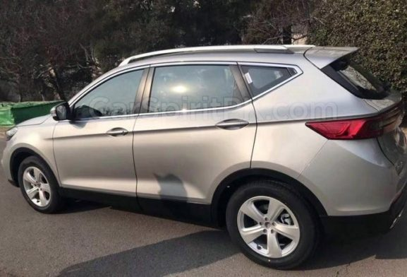 FAW Moves Upmarket with the New Jumpal D80 SUV 3