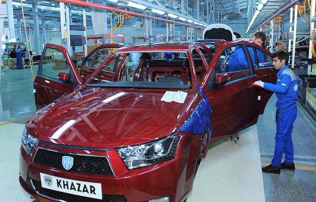 Azerbaijan and Iran Join Hands to Produce Automobiles 3