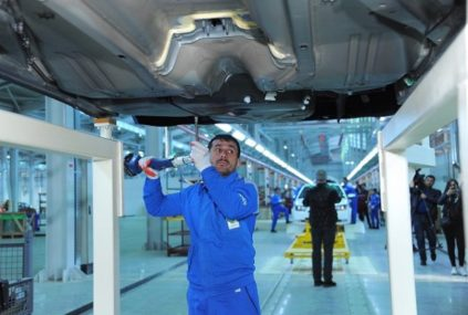 Azerbaijan and Iran Join Hands to Produce Automobiles 6