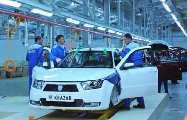 Azerbaijan and Iran Join Hands to Produce Automobiles 5