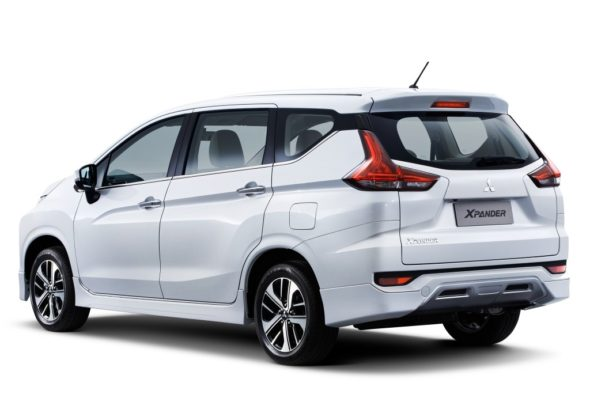 Mitsubishi Xpander named Indonesia's Car of the Year 2018 2
