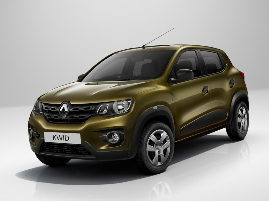 Renault Offering 4 Years/ 100,000 Km Warranty with Kwid in India 3